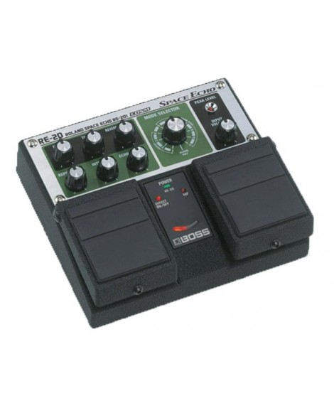 Pedal Doble Boss RE-20 Space Echo