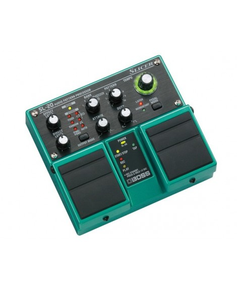 Pedal Doble Boss SL-20 Slicer