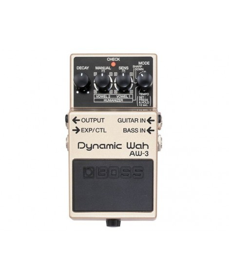 Pedal Boss AW-3 Dynamic Wah
