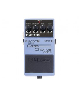 Pedal Boss CEB-3 Bass Chorus