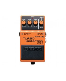 Pedal Boss DS-2 Turbo Distortion