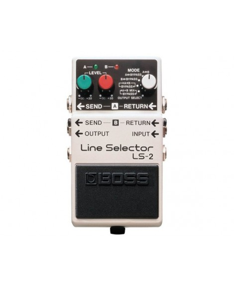 Pedal Boss LS-2 Line Selector