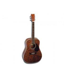 Guitarra Acústica Hohner HW-420-TOB