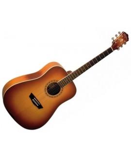 Guitarra Acústica Washburn WD-7S