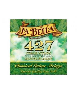 Juego Cuerdas Guitarra Clásica La Bella 427