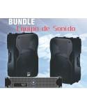 Bundle Equipo Sonido BES-M3