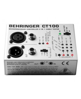 Cable Tester Behringer CT100