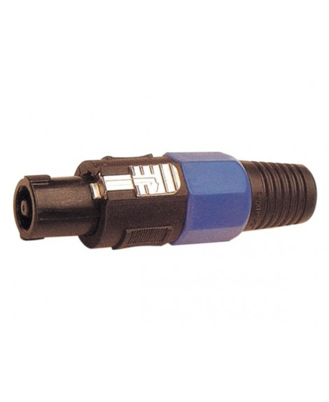 Conector Speakon Macho Aéreo Work CA-90