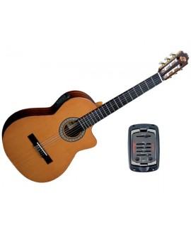 Guitarra Clásica Electrificada Admira Virtuoso EC