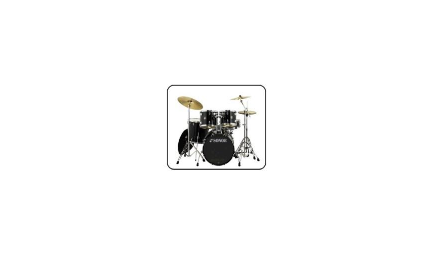 Baterías & Percusión